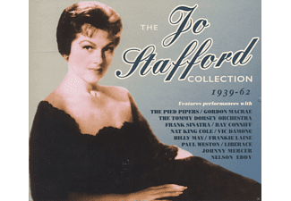 Jo Stafford - The Jo Stafford Collection 1939-1962 - (CD)