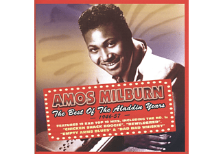 Amos Milburn - The Best Of The Aladdin Years 1946-57 - (CD)