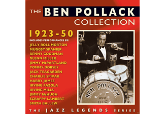 Ben Pollack - The Ben Pollack Collection 1923-50 - (CD)