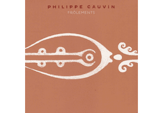 Philippe Cauvin - Frolements - (CD)