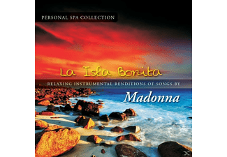 Judson Mancebo - The Personal Spa Collection: Madonna - (CD)