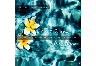 Judson Mancebo - The Personal Spa Collection: Elton John - (CD)
