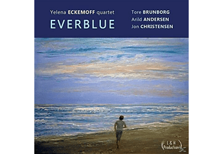 Yelena Eckemoff Quartet - Everblue - (LP + Download)