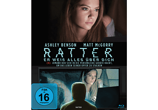 Ratter - Er Weiss Alles Über Dich - (Blu-ray)