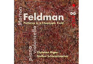 Schleiermacher,Steffen/Giger,Christian - Patterns In A Chromatic Field - (CD)