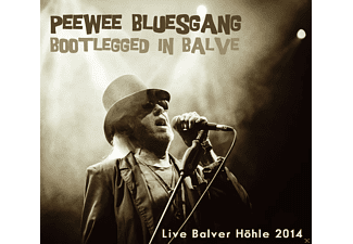 Peewee Bluesgang - Bootlegged In Balve - (CD)