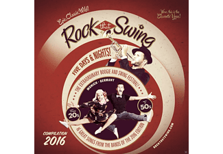 VARIOUS - Rock That Swing-Festival Compilation Vol.3 - (CD)