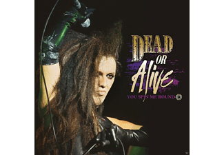 Dead Or Alive - You Spin Me Round [CD]