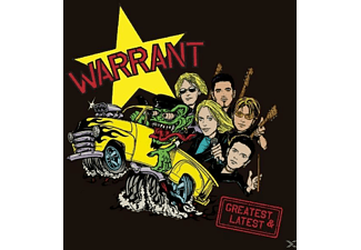 Warrant - Greatest & Latest - (CD)