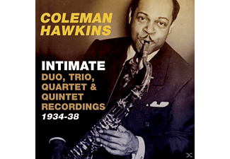 Coleman Hawkins - Intimate: Duo, Trio, Quartet & Quintet Rec.1934-38 [CD]