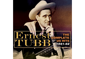 Ernest Tubb - The Complete Hits 1941-62 - (CD)