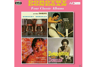 Dorothy Donegan - Four Classic Albums - (CD)