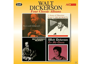Walt Dickerson - Four Classic Albums [CD]