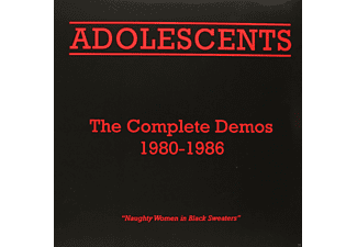 The Adolescents - Complete Demos 1980-1986 - (Vinyl)
