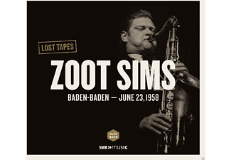 Zoot Sims, VARIOUS - Lost Tapes: Zoot Sims [CD]