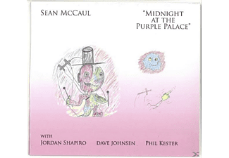 Sean Mccaul - Midnight At Purple Palace - (CD)