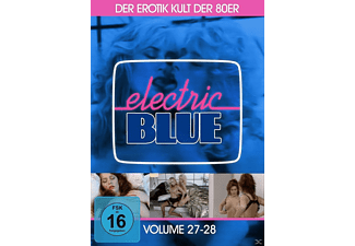 Electric Blue - Sex-Maniac, u.v.m. - (DVD)