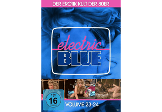 Electric Blue - Nacht der Nächte Party, u.v.m. - (DVD)