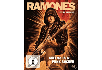 Ramones - Sheena Is A Punkrocker - (DVD)