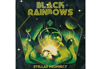 Black Rainbows - Stellar Prophecy - (Vinyl)