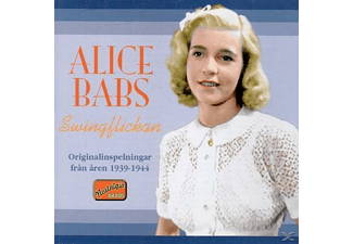 Alice Babs - Swingflickan - (CD)