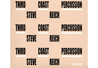 Third Coast Percussion, Varioius - Third Coast Percussion - (CD)