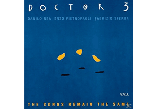 Doctor 3 - The Songs Remain The Same - (CD)
