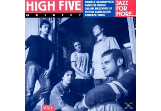 High Five - Jazz For More - (CD)