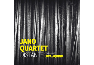 Jano Quartet - Distante - (CD)