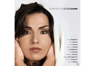 Letizia Gambi - Introducing Letizia Gambi - (CD)
