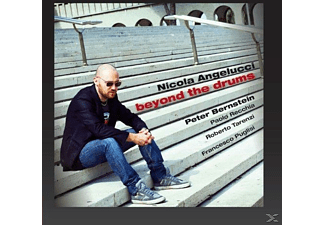 Nicola Angelucci - Beyond The Drums - (CD)