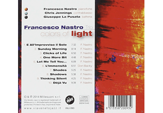 Francesco Trio Nastro - Colors Of Light - (CD)