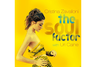 Cristina Zavalloni With Uri Caine - The Soul Factor [CD]