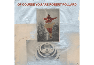 Nick Mitchell, Robert Pollard - Of Course You Are - (CD)
