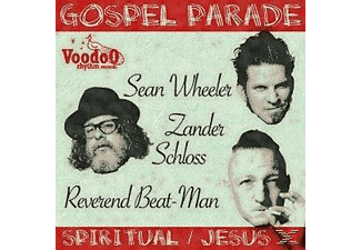 Sean Wheeler, Zander Schloss, Revented Beat-Man - Gospel Parade - (Vinyl)