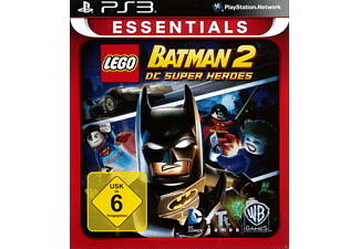 LEGO Batman 2: DC Super Heroes (Essentials) [PlayStation 3]