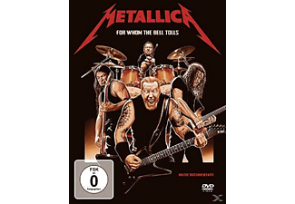 Metallica - For Whom The Bell Tolls - (DVD)