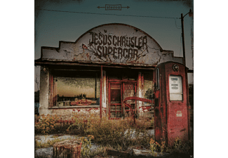 Jesus Chrüsler Supercar - 35 Supersonic - (LP + Bonus-CD)