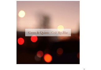 Cross & Quinn - Cold Blue Sky - (CD)