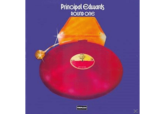 Principal Edwards - Round One - (CD)