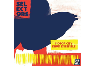 VARIOUS - Motor City Drum Ensemble-Selectors 001 [CD]