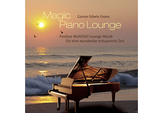 Gomer Edwin Evans - Magic Piano Lounge - (CD)