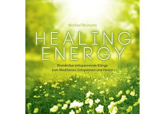 Michael Reimann - Healing Energy - (CD)