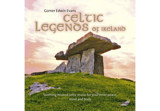 Gomer Edwin Evans - Celtic Legends Of Ireland [CD]