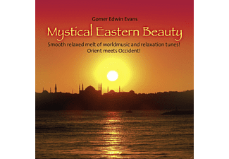 Gomer Edwin Evans - Mystical Eastern Beauty [CD]