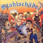 Stahlschädel - Kommando Oi [CD] - broschei