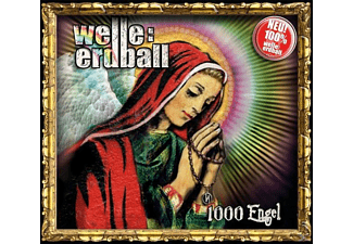 Welle Erdball - 1000 Engel - (CD-Mini-Album)