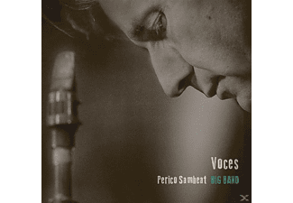 Sambeat,Perico Big Band & Perez Cruz,Silvia - Voces [CD]