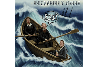 The Rockabilly Mafia - Row! [Vinyl]