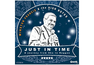 Winston & The High Notes Francis - Just In Time [CD]